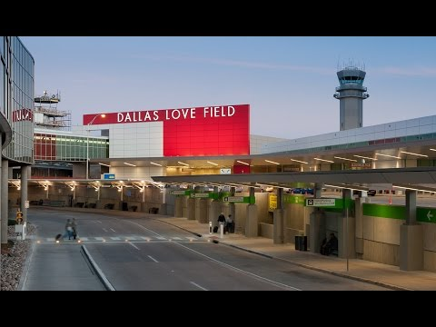 Love Field Airport -Amazing Video Clip Recorded By Dallas Police