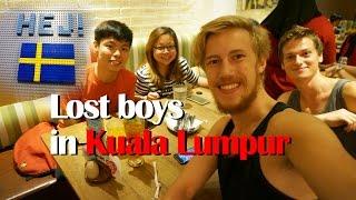 2 Lost Boys in Kuala Lumpur | April 2017