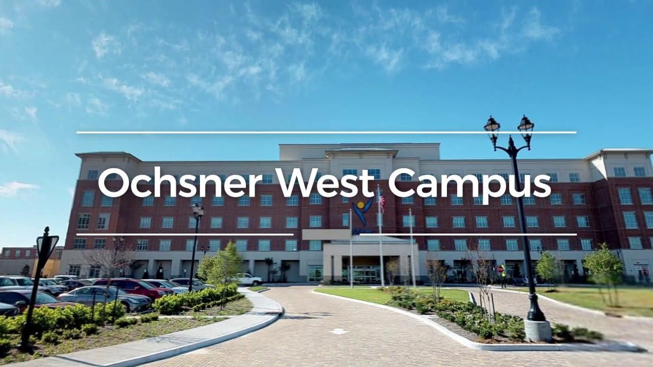 Ochsner West Campus Opening Update March 15th 2018