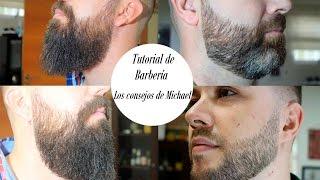 Tutorial de barbería: Cómo perfilar la línea inferior de la barba.