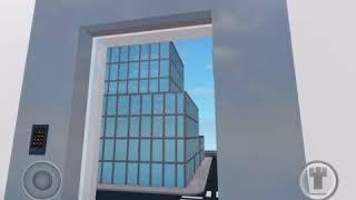 Kone monoespacio MRL elevador de tracción DEATHTRAP!! En el elevador genético mundo- roblox