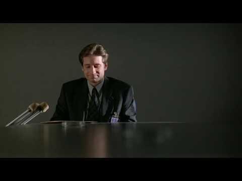 Scene Of Fox Mulder