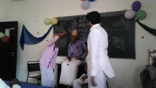 Hoysala Drama. By 1st batch students