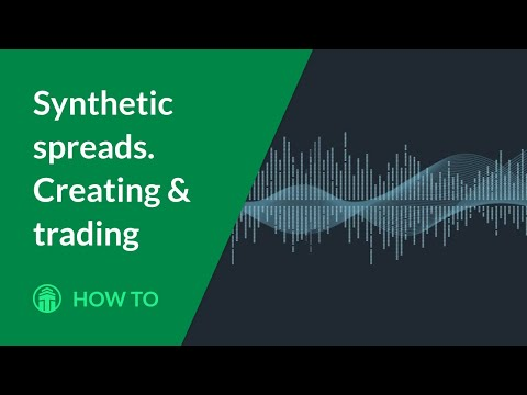 Spread Trading. How to create & trade synthetics in Quantower
