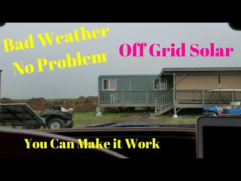 Over 24hrs No Sleep - My Off Grid System and Neighbors System update