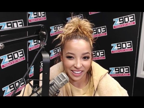 Tinashe Z90 Interview With Morton in the Morning