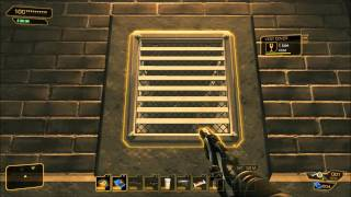 Deus Ex: Human Revolution (PC, Stealth Gameplay)