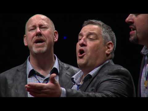 Crossroads - How Can I Keep from Singing? (live at Schermerhorn Symphony Center)