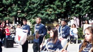 19 Mayıs 2012 Bando Gösterisi
