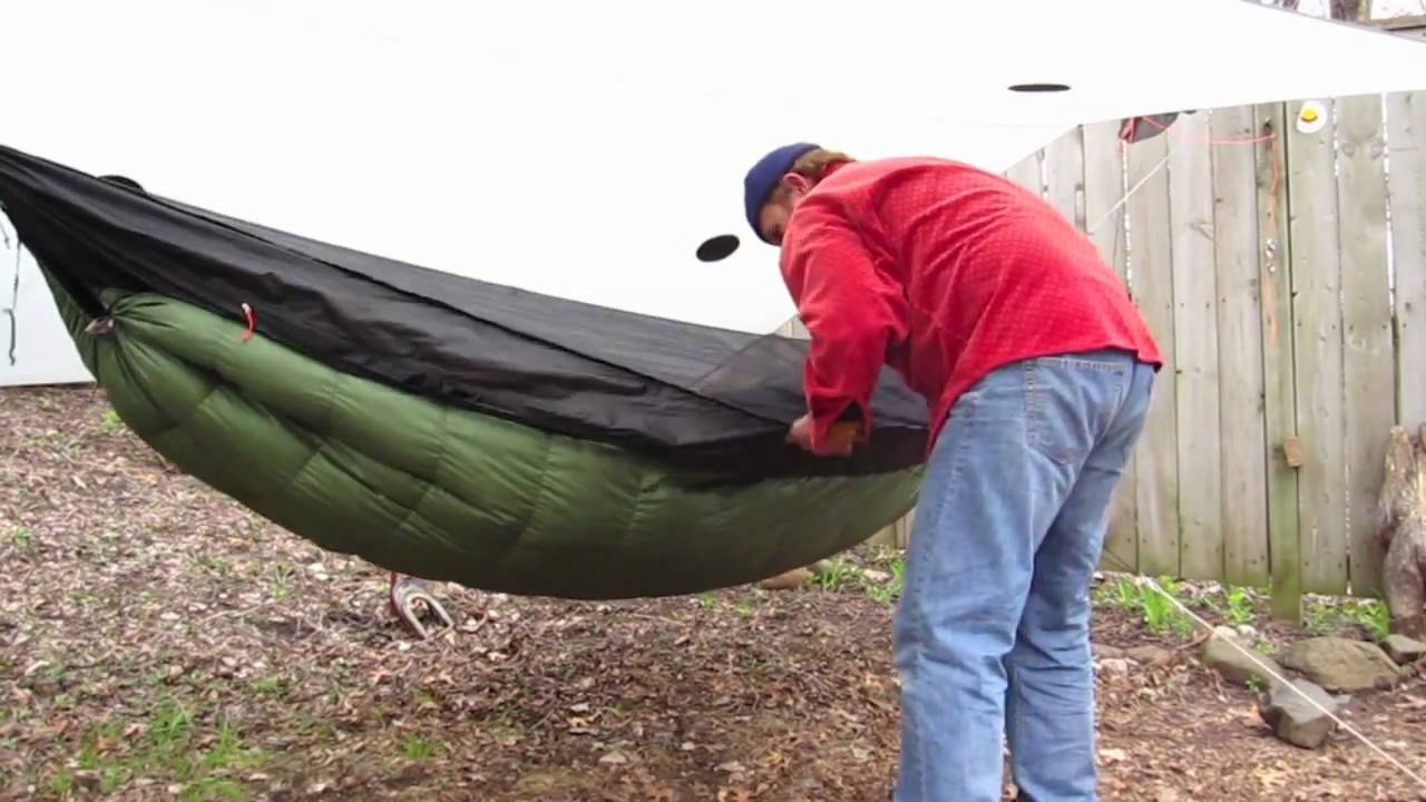 Hammock Under-Quilts Re-Visited.....Bonus: Karl meets Doyle - YouTube : hammock quilts - Adamdwight.com