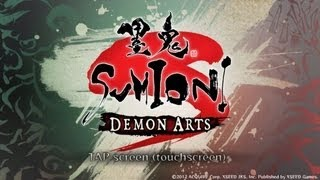 PS Vita SUMIONI DEMON ARTS