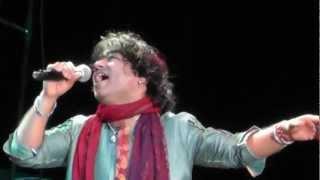 Sanu Ek Pal, Kailash Kher, Live Concert