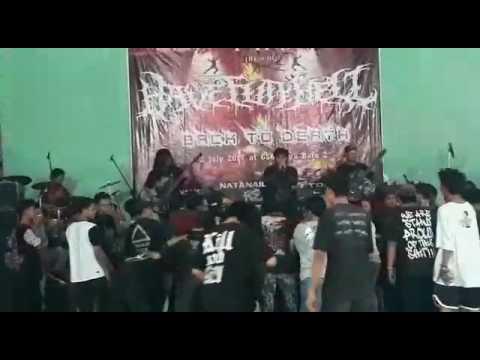 Osmed Live at Have Fun Hell Lampung Tengah