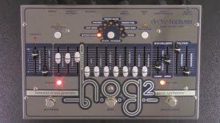 Electro Harmonix HOG2 Review - BestGuitarEffects.com