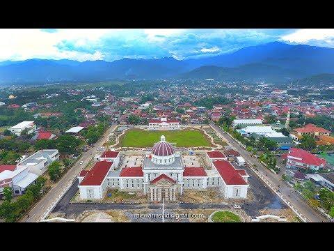 Palopo Keren !!! Kantor Walikota & Lapangan Pancasila