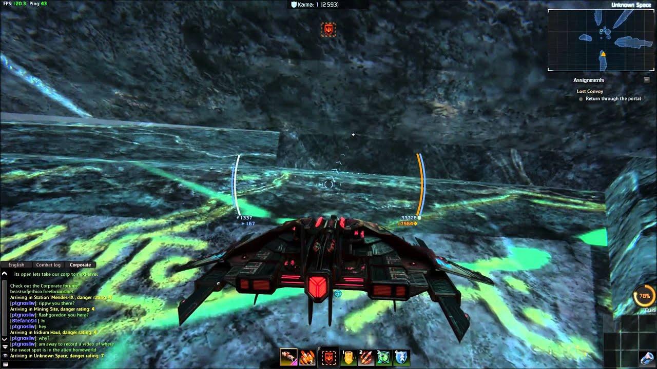 star conflict alien homeworld sweet spot - YouTube