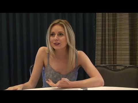 SDCC 2018  Mr Mercedes  Roundtable Justine Lupe