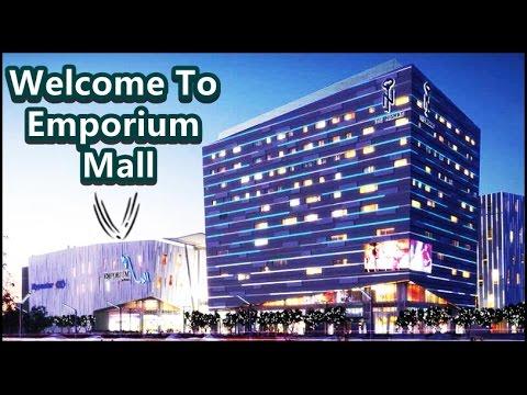 Emporium mall Lahore