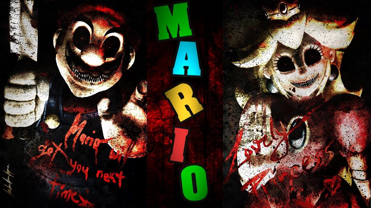 creepygaming creepypasta 9 paper mario exe mario creepypasta playthrough nothing scary here 306
