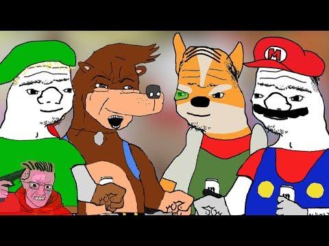 30 Year Old Nintendo Boomers