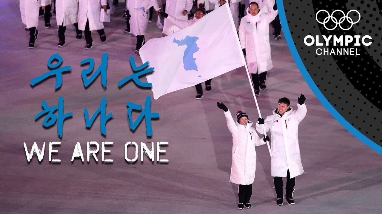 The Story of North and South Korea at PyeongChang 2018 | We Are One | Trailer
