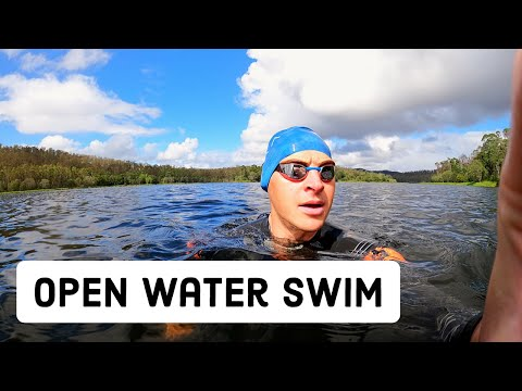 Amazing Open Water Swim Spot.