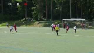 Harburger TB - Concordia (U15 C-Jugend, Verbandsliga) - Spielszenen | ELBKICK.TV