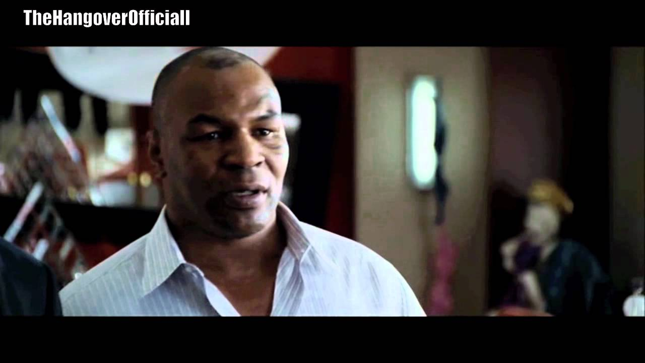 Download The Hangover Mike Tyson Scenes