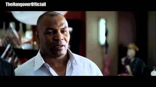 The Hangover Mike Tyson Scenes