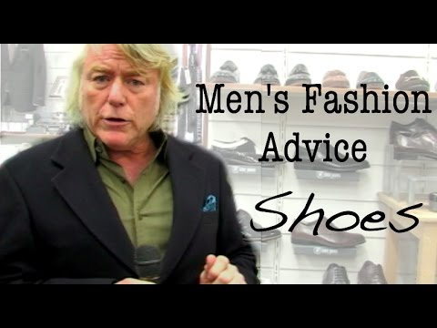 Men's Fashion Advice Shoes - Men's Dress Shoes