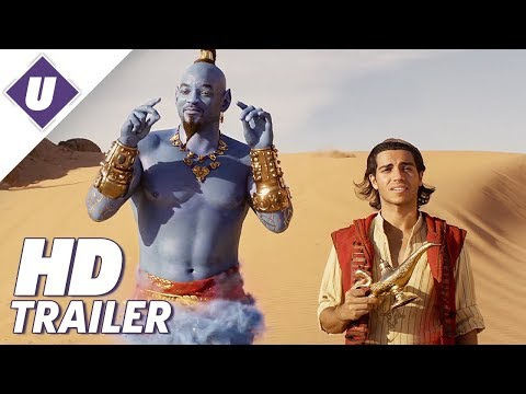 Disney's Aladdin (2019) - Official Trailer | Will Smith, Mena Massoud, Naomi Scott