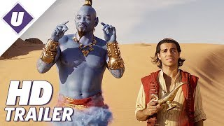 Disney's Aladdin (2019) - Official Trailer | Will Smith, Mena Massoud, Naomi Scott