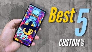 Best Custom Roms for Redmi K20 Pro | My Best 5 - OSS Vendor