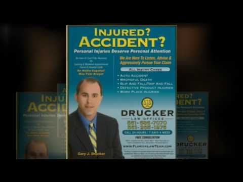 http://www.floridalawteam.com  Drucker Law Offices Boca Raton 7777 Glades Road Suite 210 Boca Raton FL 33434 (561) 483-9199  Injured? Accident? Call us today. Free Consultation.