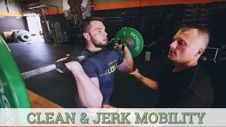 SHOULDERS mobility /A.TOROKHTIY (Weightlifting & CrossFit)