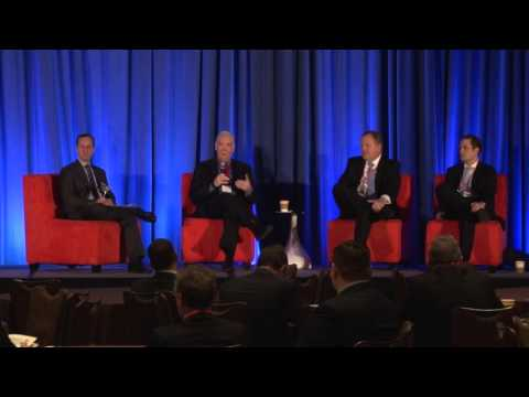 Trends 2016 Private vs Public Real Estate Companies Panel