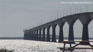 Confederation Bridge, Prince Edward Island - Canada Hd Travel Channel