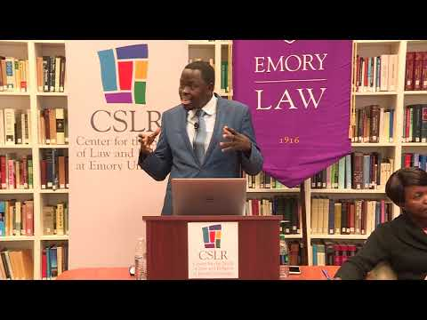 John Wamwara: Christianity and Human Rights in Africa Lecture Series Part 3