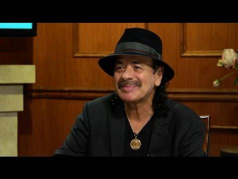 Carlos Santana: I