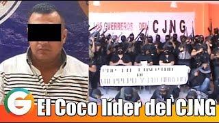 Líder del Cártel Jalisco Nueva Generación detenido en #Tijuana