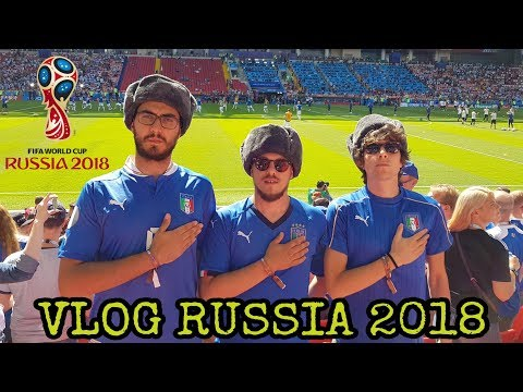 Gli Autogol ai Mondiali - VLOG RUSSIA 2018