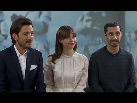 Rogue One Full Cast Interview