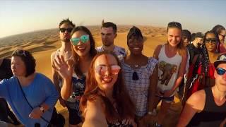 UAE 2018 | Cheeky Czech