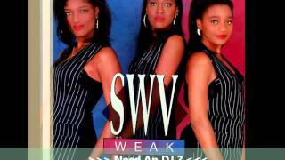 DJ Flamez Swv Weak Jersey Club Remix