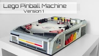 LEGO NXT - Pinball Machine V1 [Techno]