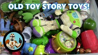My Old Childhood TOY STORY Toys! | Plastic Purgatory Ep. VIII