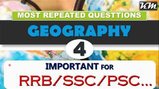Top Indian Geography GK Question  Answers For All Competitive Exam