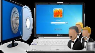 Quebrando a senha do windows XP,VISTA,7,8,8.1 e 10