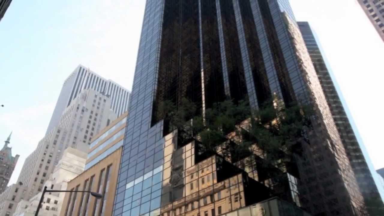 Trump Tower NYC (HD)