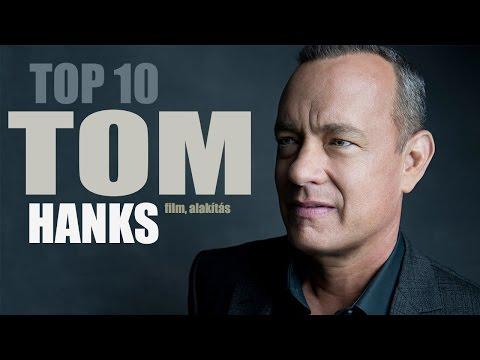 TOM HANKS Top 10 - Legjobb Tom Hanks film, alakítás